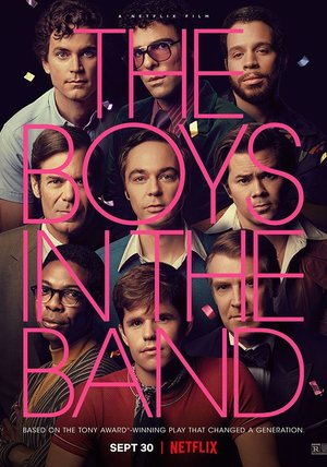 The Boys in the Band Poster