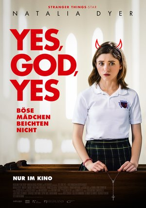Yes, God, Yes Poster