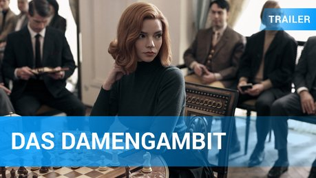 Das Damengambit - Trailer Deutsch Poster
