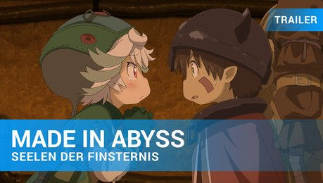 Made in Abyss - Seelen der Finsternis - Trailer Deutsch Poster