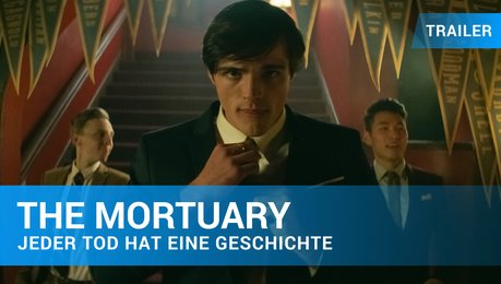 The Mortuary - Trailer Deutsch Poster