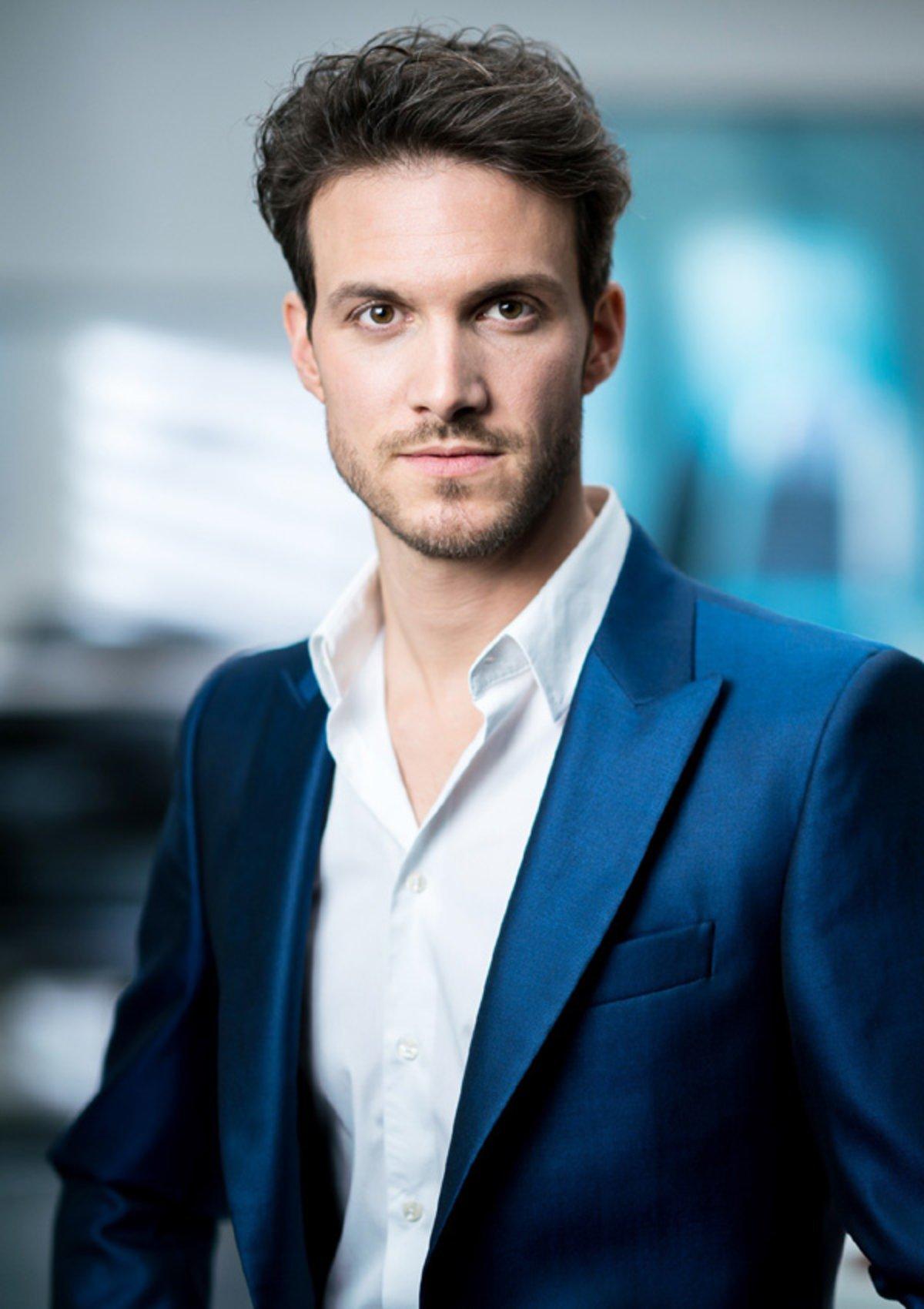 """GZSZ-Star Thaddäus Meilinger: """"Intime Szenen am Set sind eine große Sache für mich!"""""""