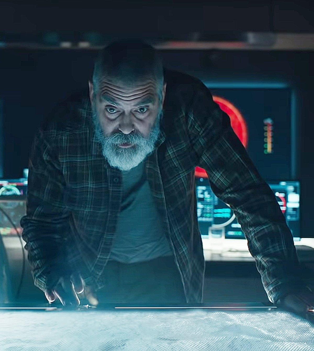 """""""The Midnight Sky"""": Seht den ersten Trailer zum Sci-Fi-Drama auf Netflix mit George Clooney"""