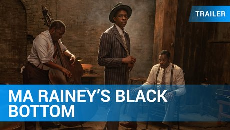 Ma Rainey's Black Bottom - Trailer Deutsch Poster