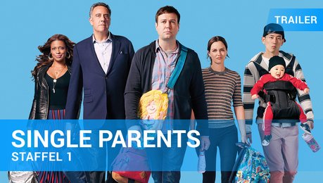 Single Parents - Staffel 1 - Trailer Deutsch Poster