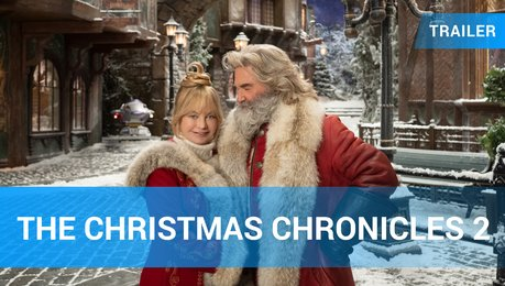 The Christmas Chronicles 2 - Trailer Deutsch Poster