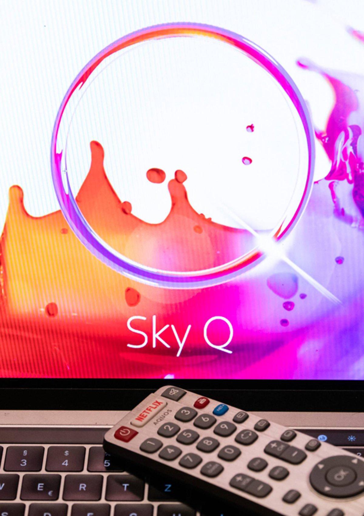 Preis-Hammer zum Black Friday: Sky Q buchen und Samsung Galaxy Tablet gratis bekommen