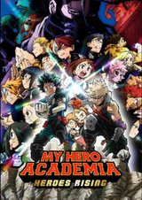 My Hero Academia: Heroes Rising (KAZÉ Anime Nights)
