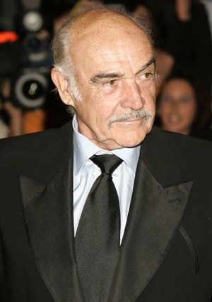 Sir Sean Connery Poster