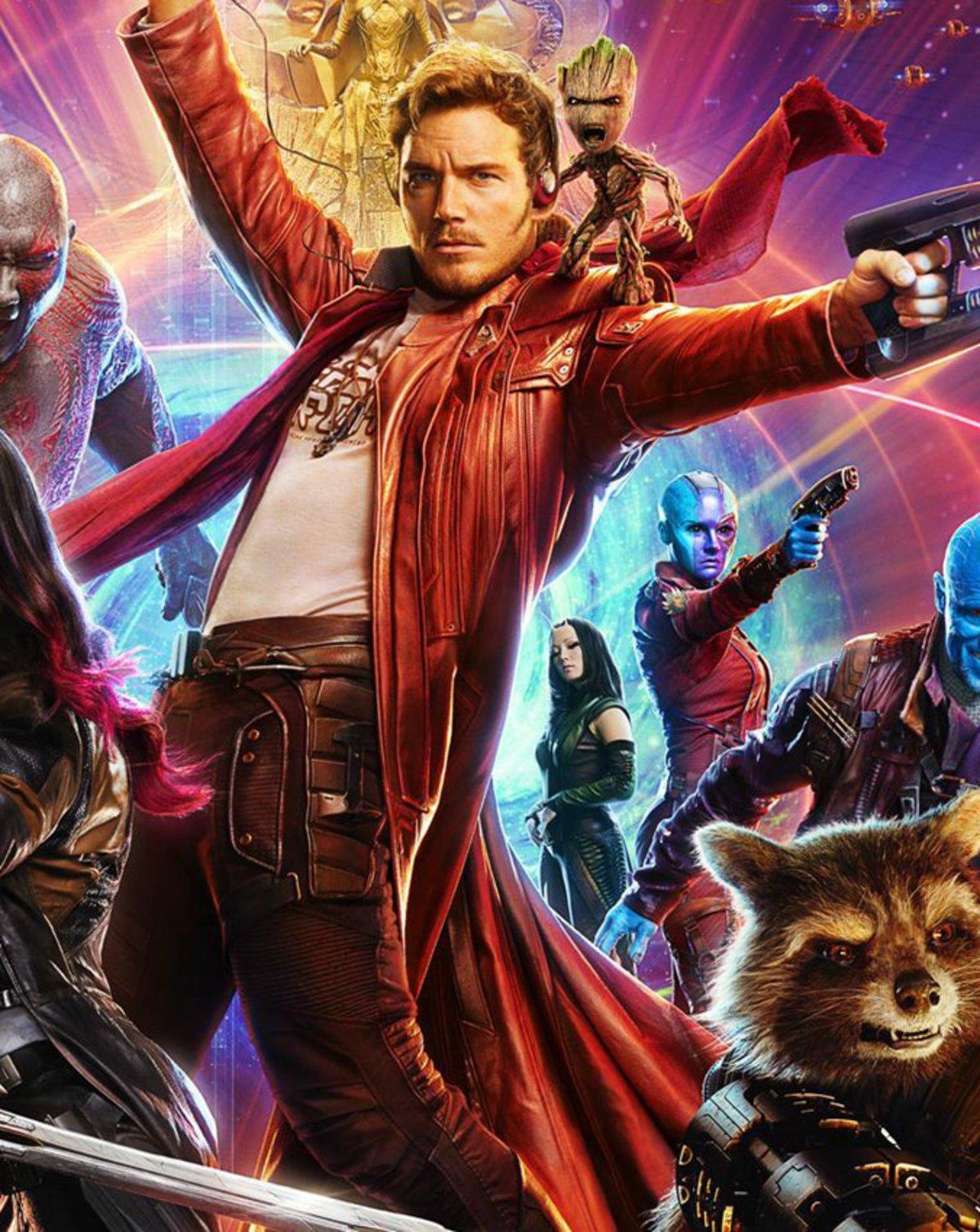"Tränen wegen ""Guardians of the Galaxy 3"": Marvel-Stars wecken unschönen Verdacht"