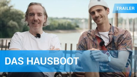 Das Hausboot – Trailer 1 Deutsch Poster