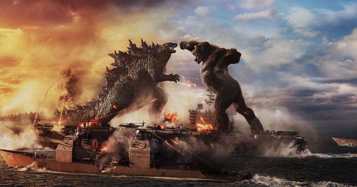 Godzilla vs. Kong Film (2021) · Trailer · Kritik · KINO.de