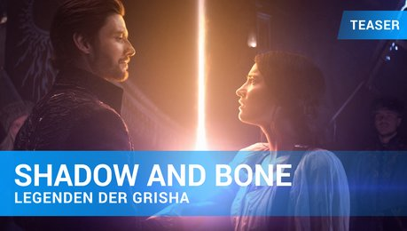 Shadow and Bone - Legenden der Grisha -Teaser-Trailer Deutsch Poster