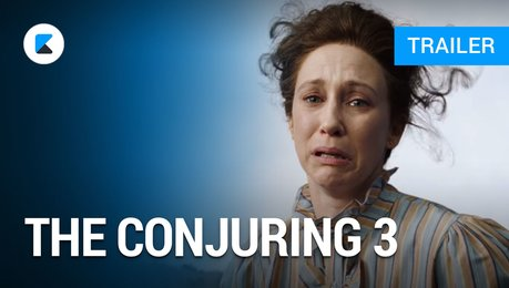 Conjuring 3 - Trailer Deutsch Poster