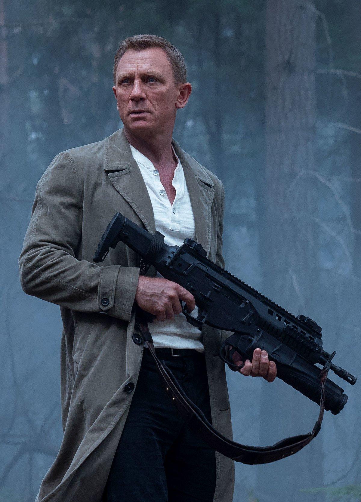 """Weibliche James Bond nach """"Keine Zeit zu sterben""""? Das denkt Daniel Craig über den Vorschlag"""