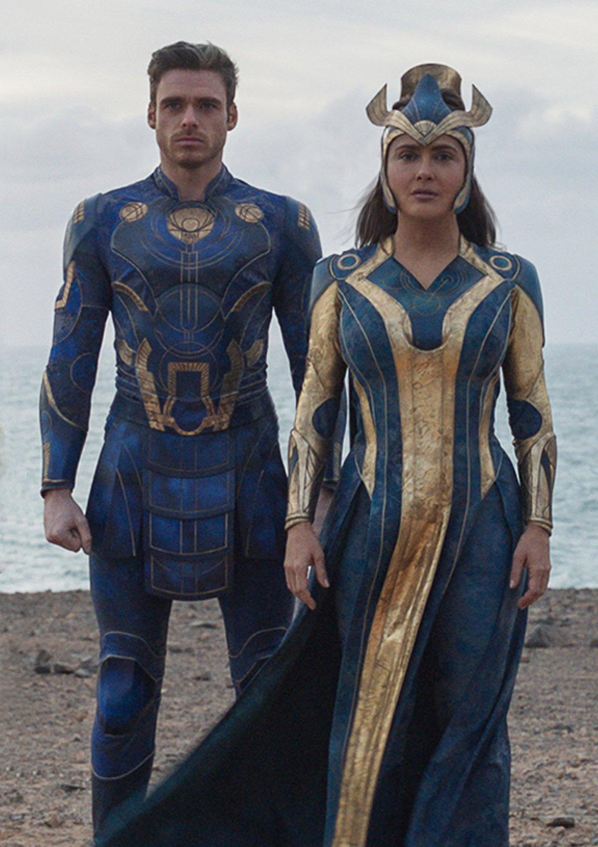 """""""Eternals""""-Regisseurin erklärt: Darum fehlten die neuen Marvel-Helden in """"Avengers: Endgame"""""""
